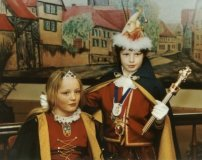 1988 / 89 Anna & Benjamin