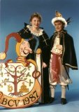 1989 / 90 Gloria & Oliver
