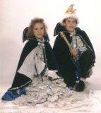 1991 / 92 Tina & Falk