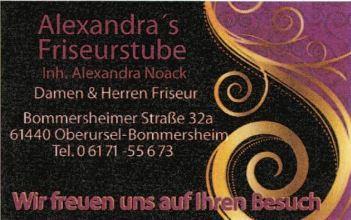 Alexandras-Friseurstube
